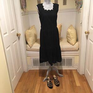 Talbots Black summer dress